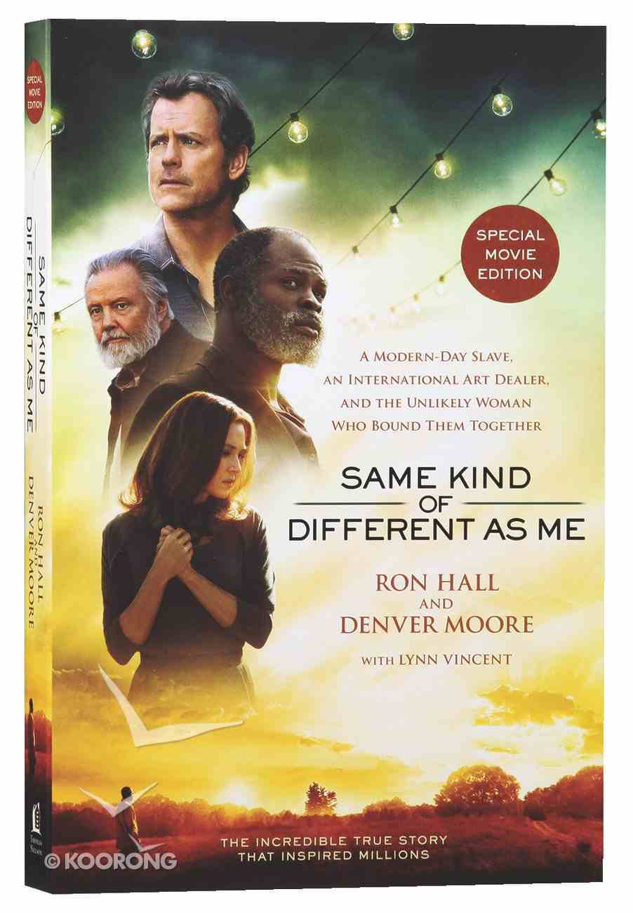 Same Kind of Different as Me (Movie Edition) Paperback