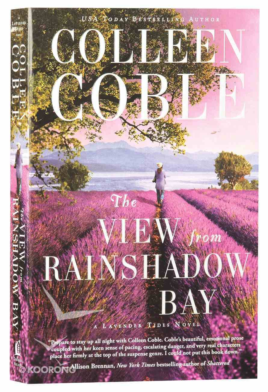The View From Rainshadow Bay (#01 in Lavender Tides Series) Paperback