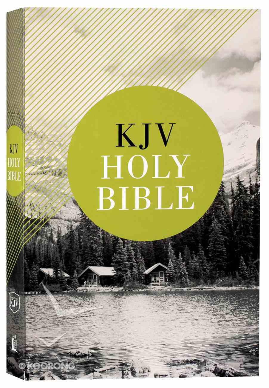 KJV Value Outreach Bible Classic Paperback