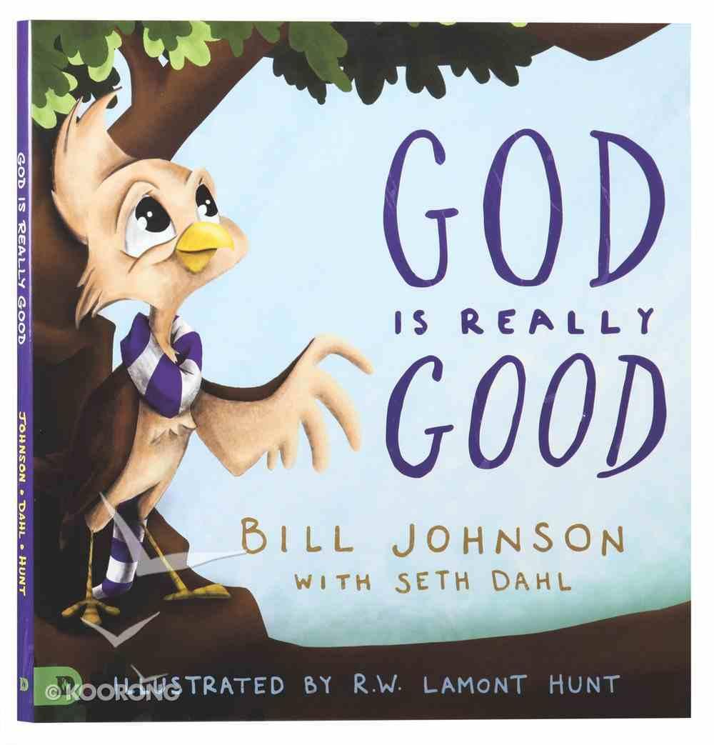 God is Really Good Hardback