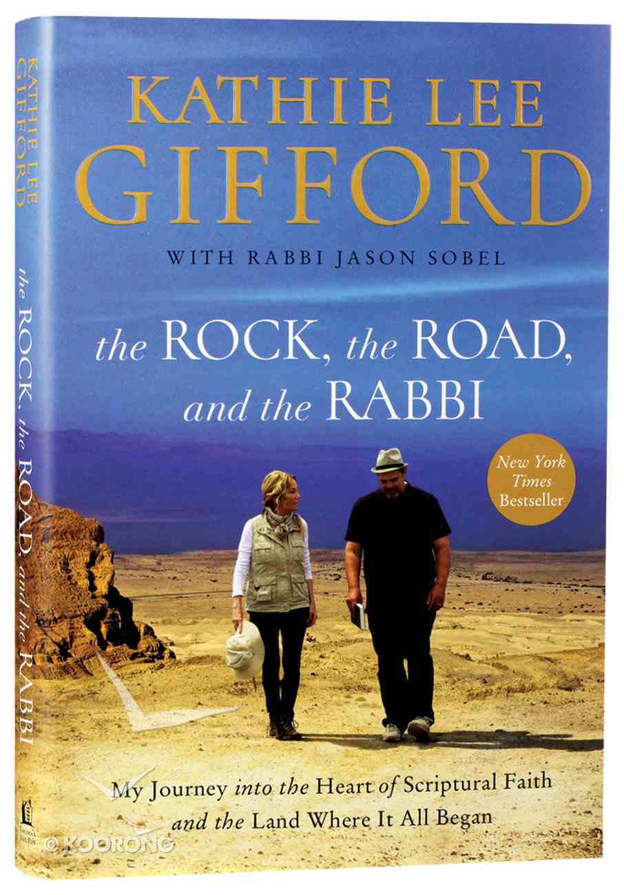 Rock, the Road, and the Rabbi, the Hardback