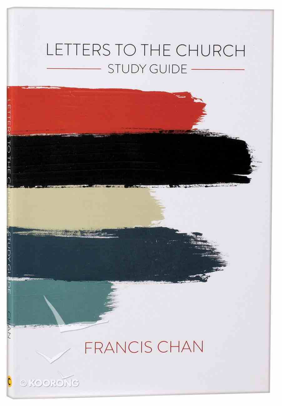 Letters to the Church (Study Guide) Paperback