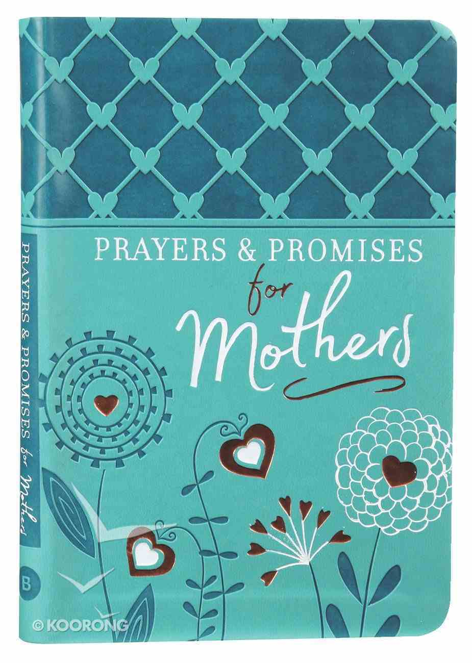 Prayers & Promises For Mothers Imitation Leather