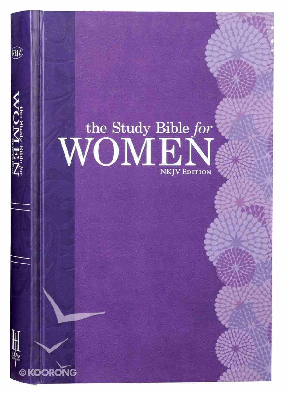 NKJV Study Bible For Women Hardback