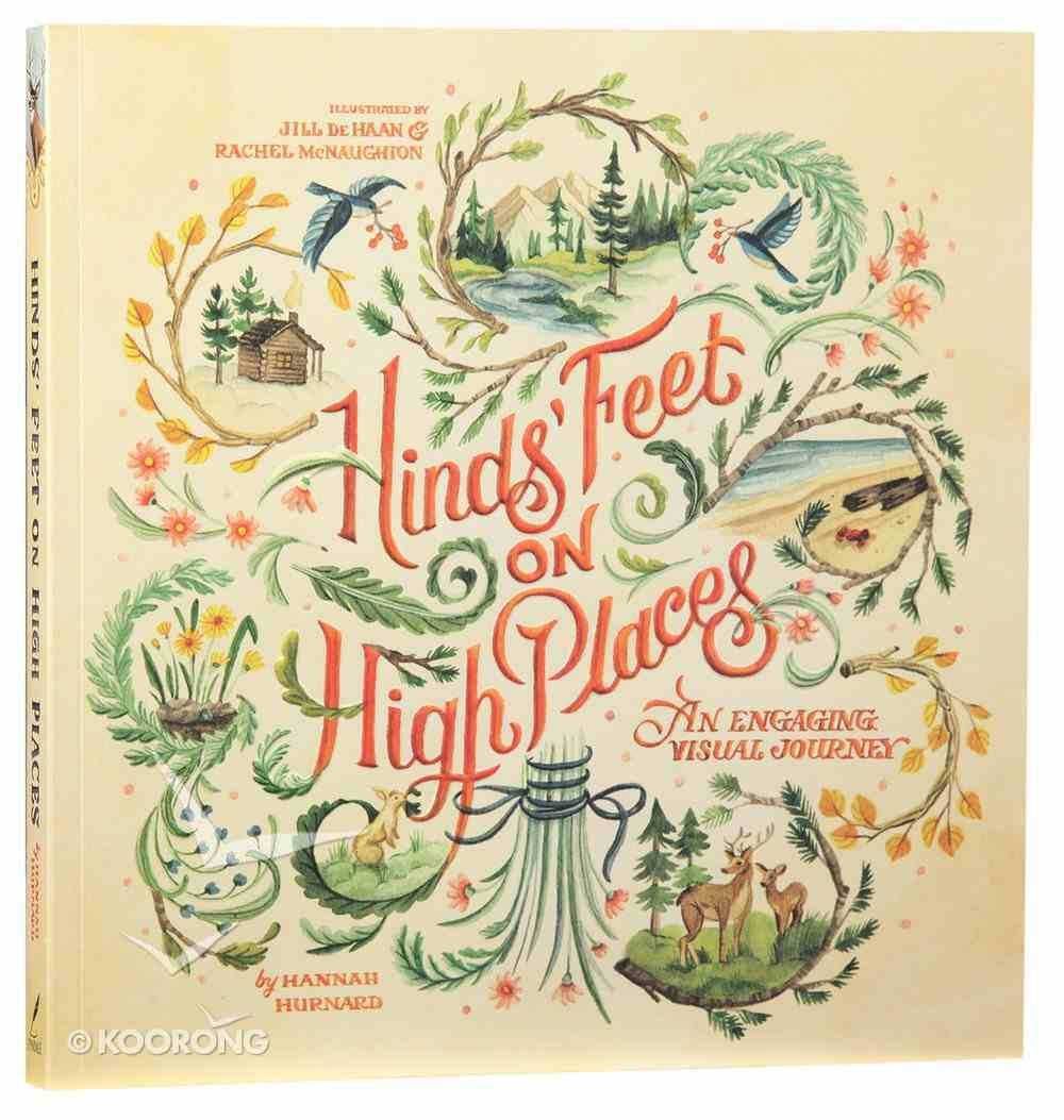 Hinds' Feet on High Places Paperback