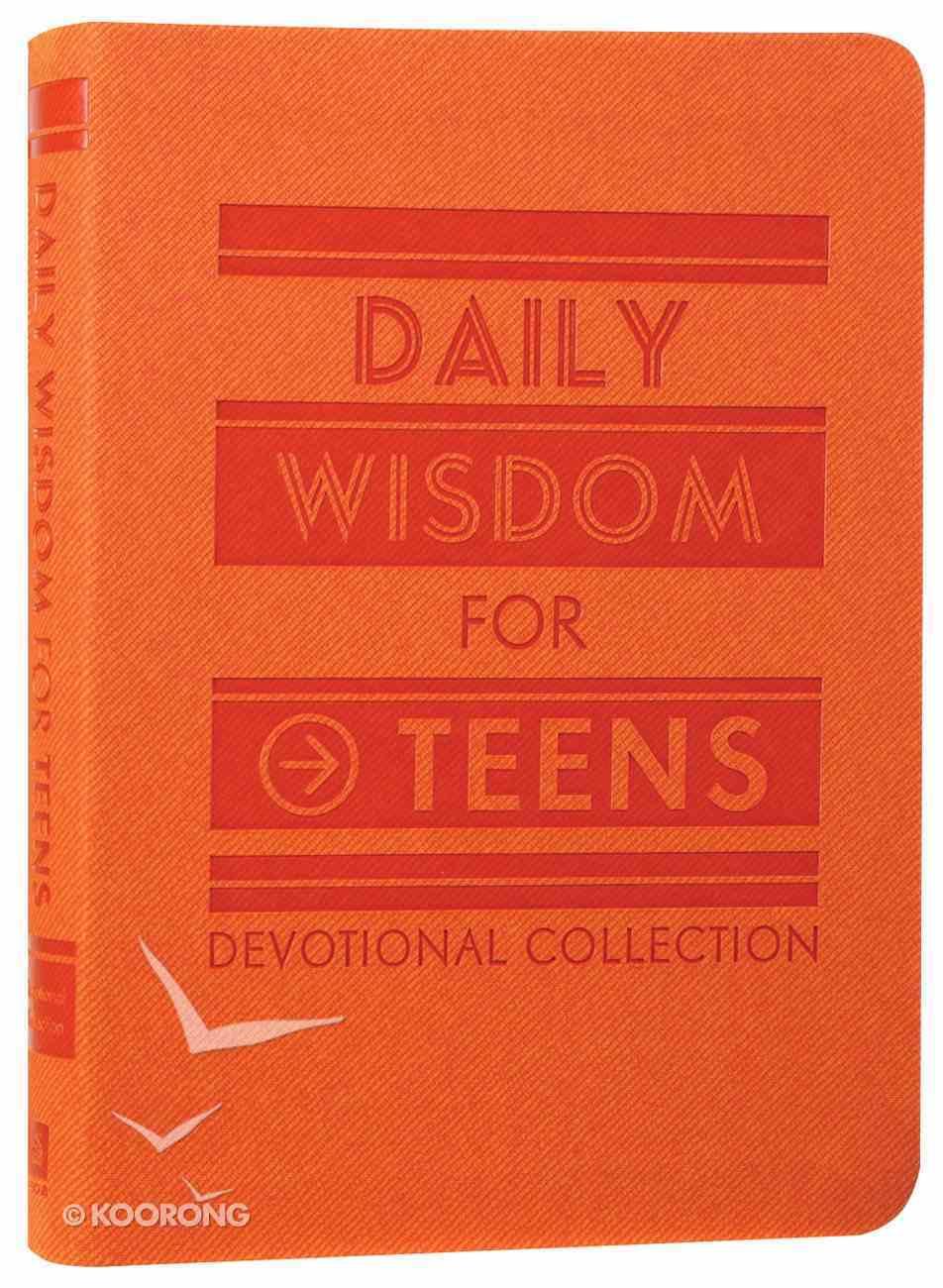 Daily Wisdom For Teens Flexi Back