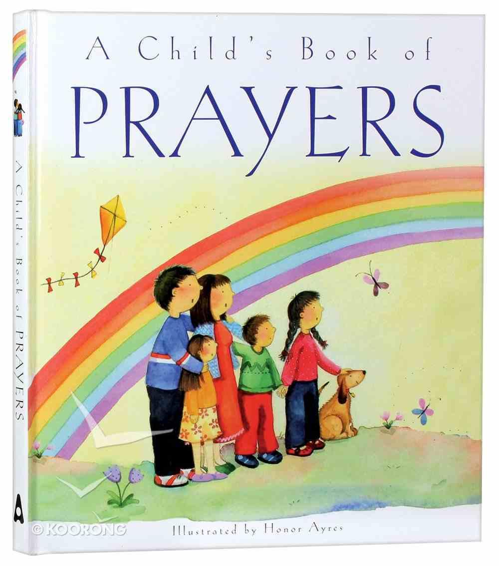 A Child's Book of Prayers Hardback