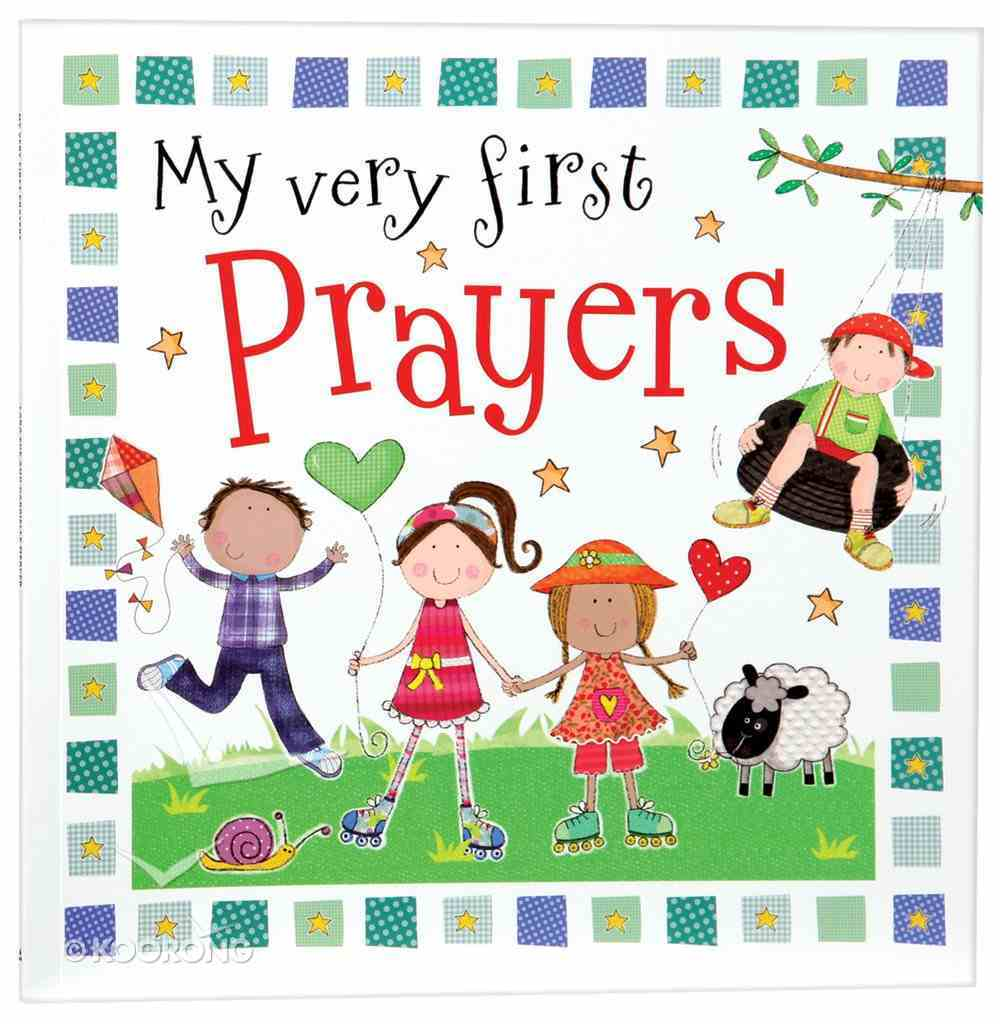 My Very First Prayers Paperback