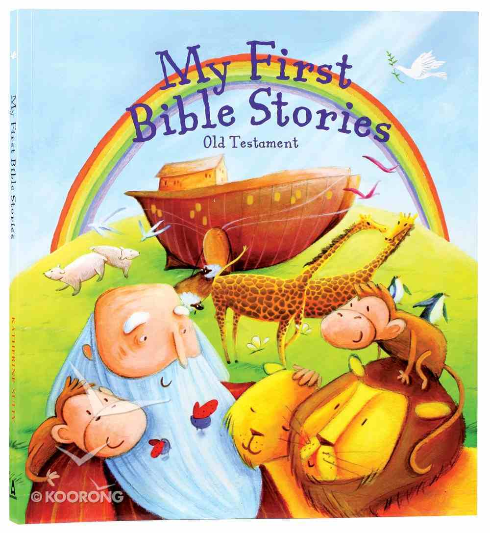 My First Bible Stories: Old Testament Paperback