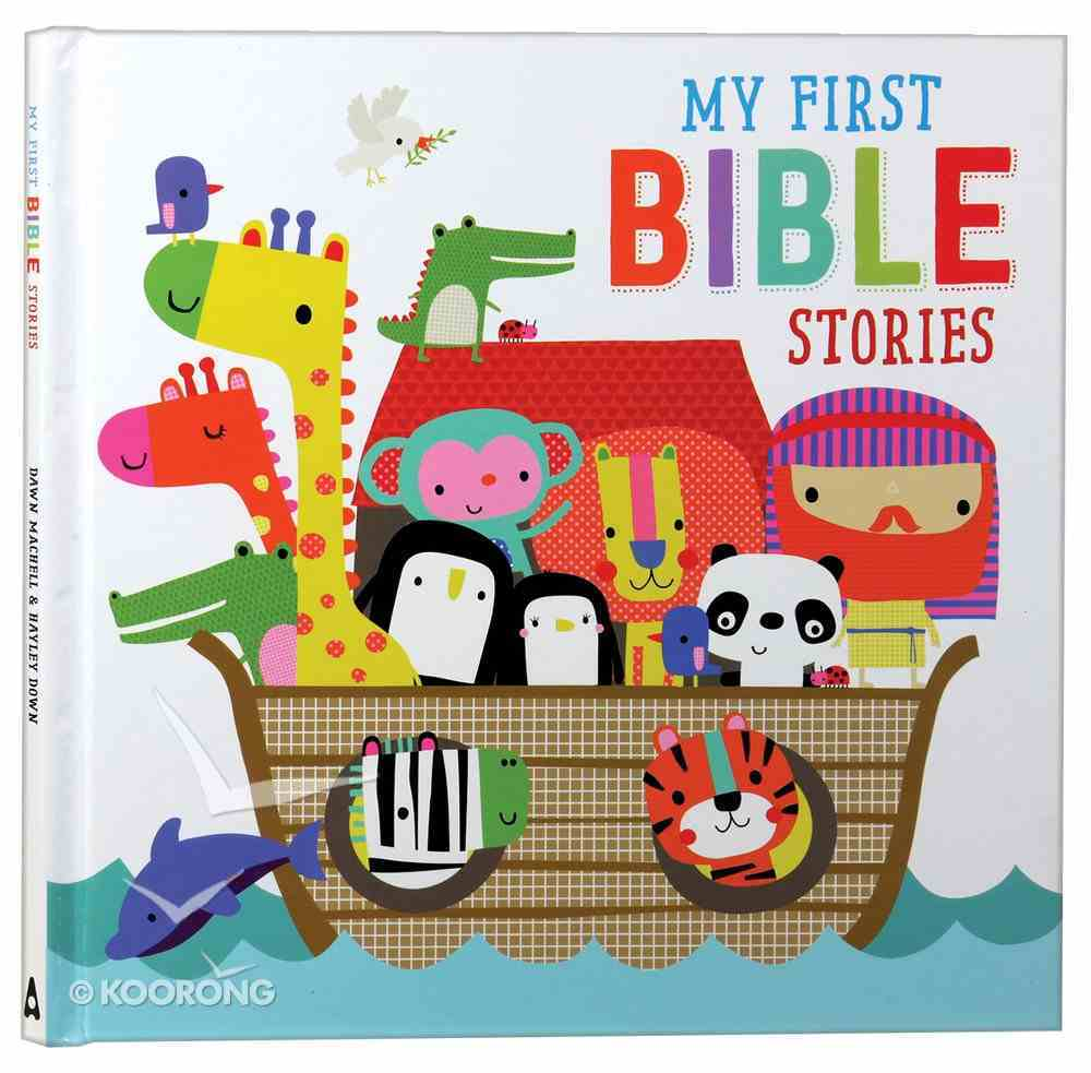 My First Bible Stories (Canvas Print With Book Pack) Pack
