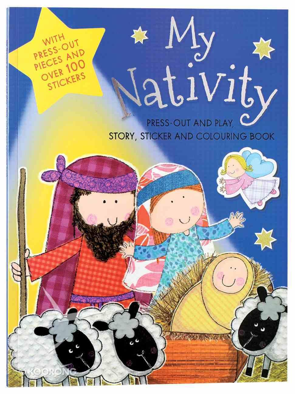 My Nativity Paperback