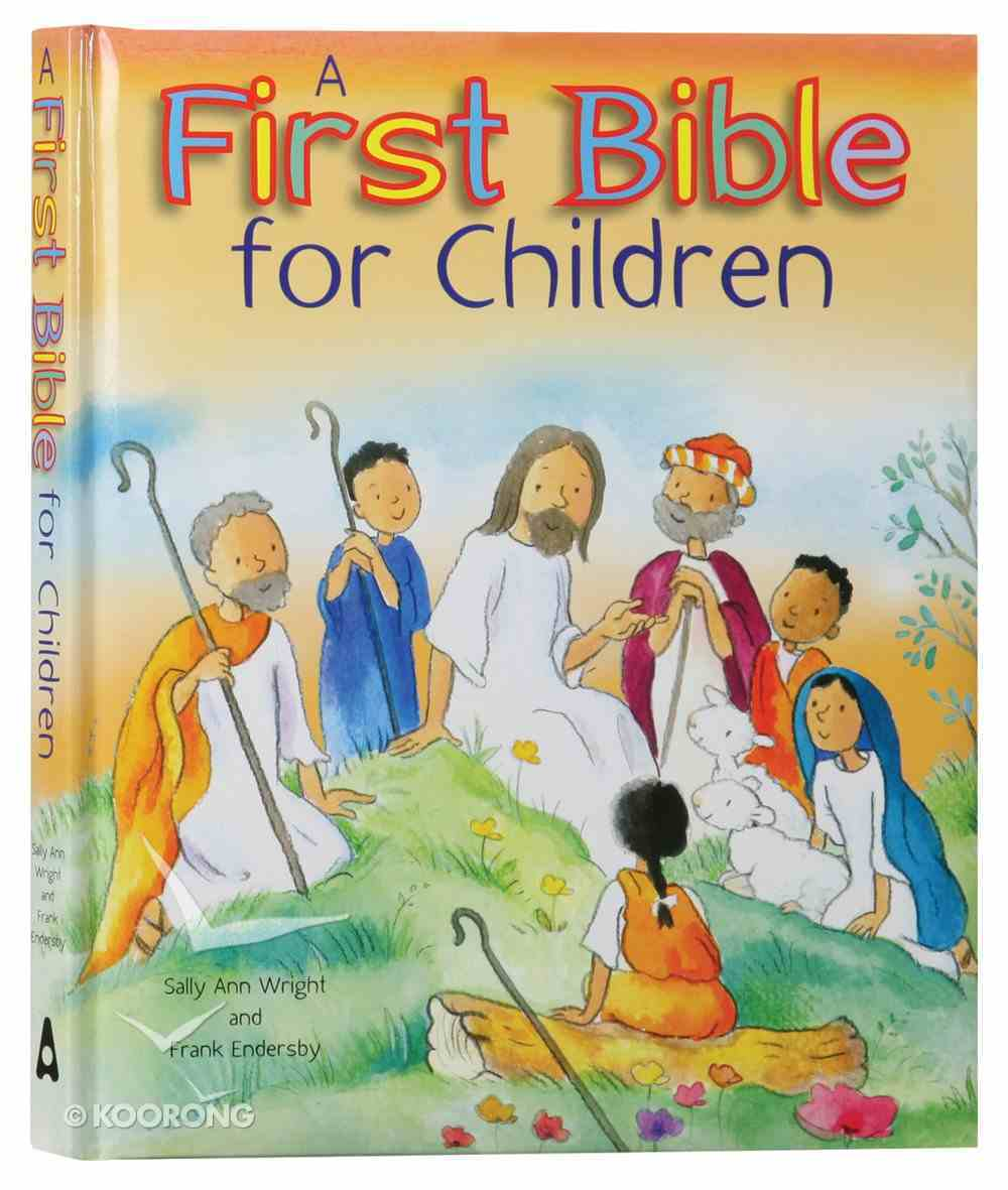 A First Bible For Children Hardback