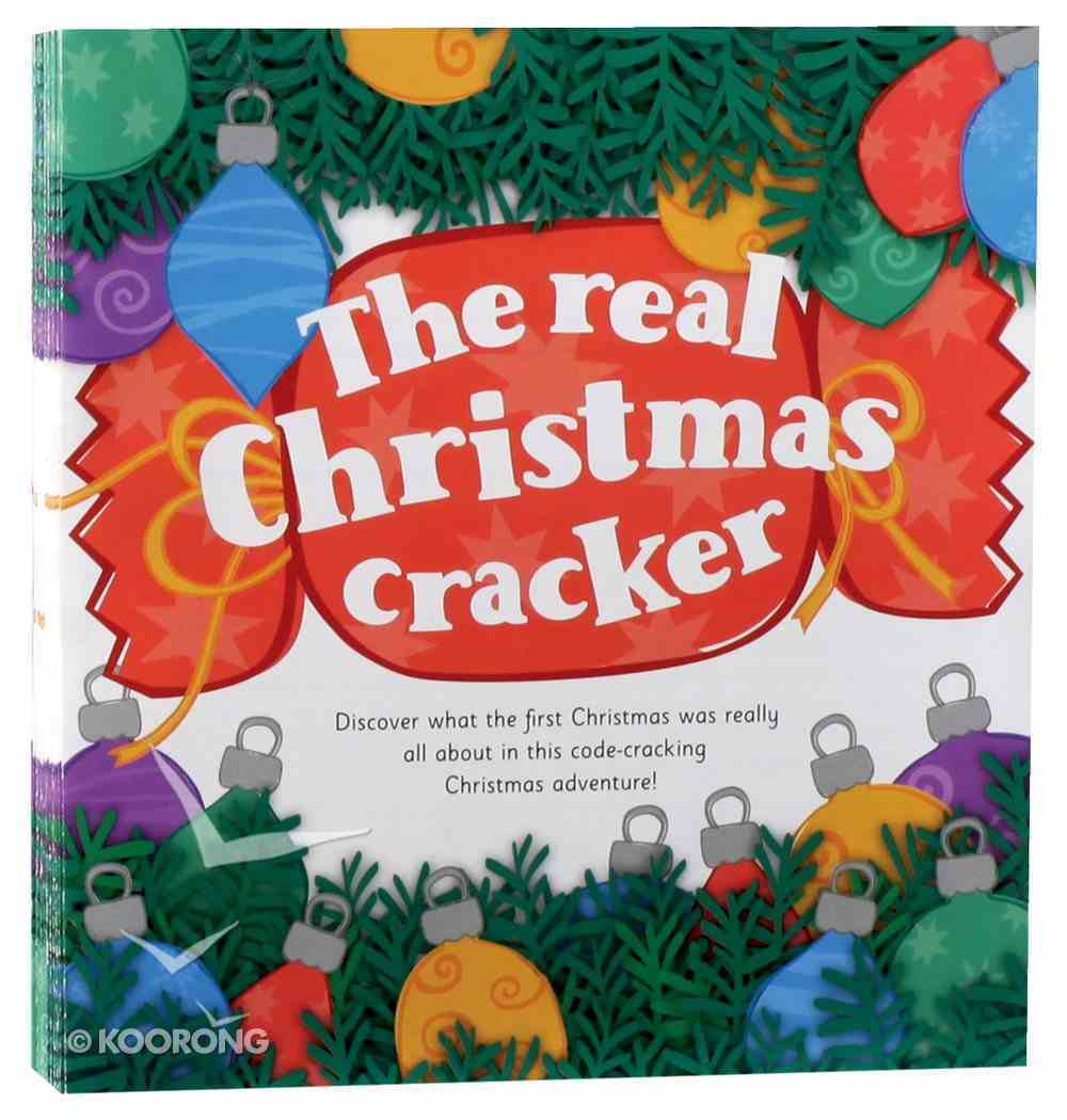The Real Christmas Cracker (25 Pack) Booklet