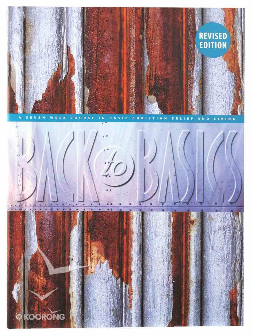 Back to Basics Paperback