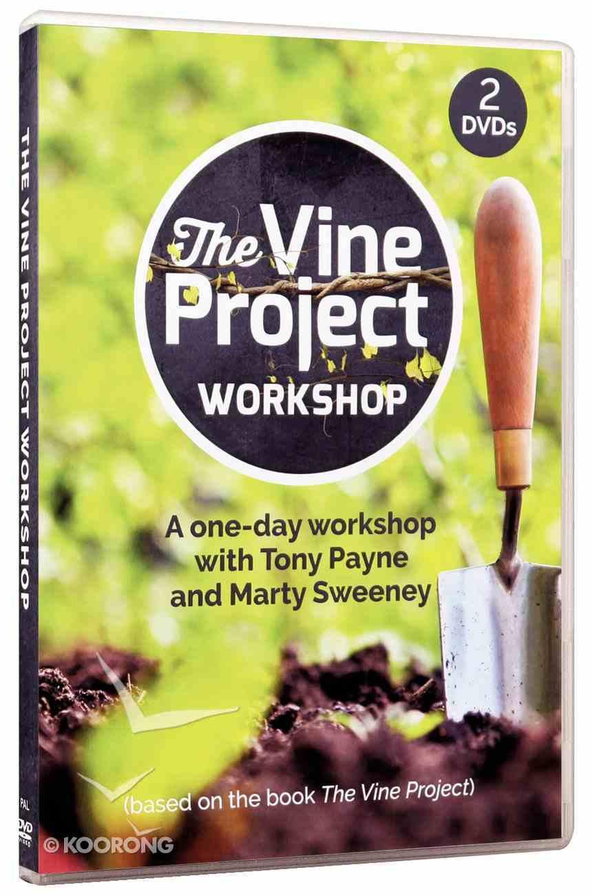 The Vine Project Workshop (Dvd) DVD