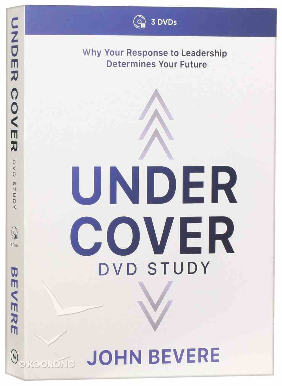 Under Cover: Includes 6 Video Lessons From John Bevere & 5 Video Lessons From Sons & Daughters (Dvd) DVD