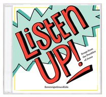 Album Image for Listen Up! Songs From the Parables of Jesus - DISC 1
