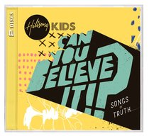Album Image for Hillsong Kids 2018: Can You Believe It? Exclusive Edition (Cd+dvd) - DISC 1