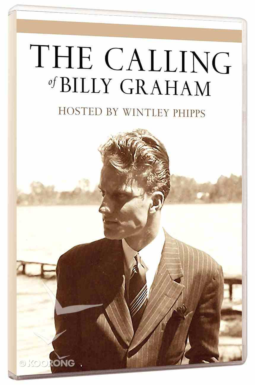 The Calling of Billy Graham (50 Mins) DVD