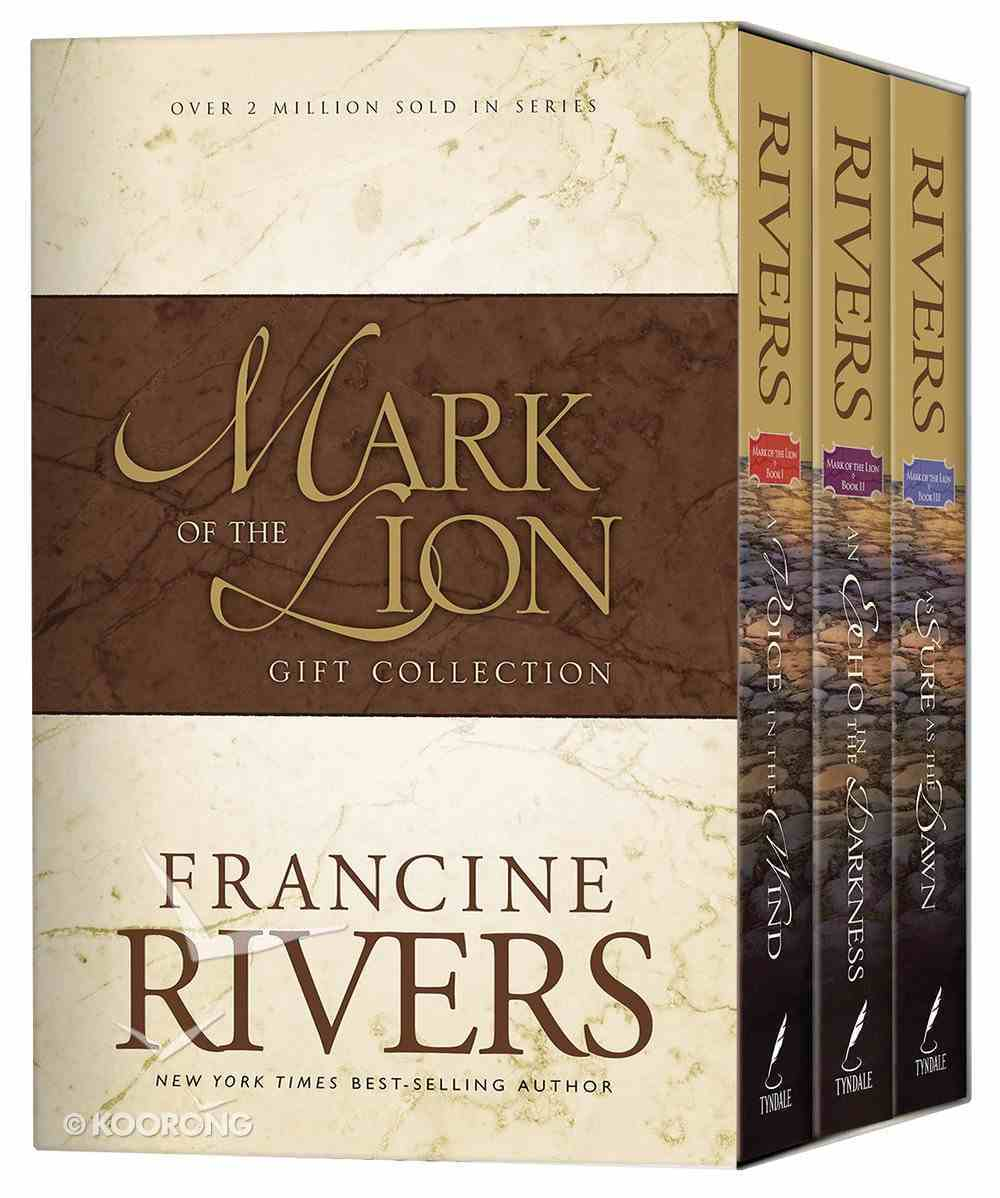 Mark of the Lion Gift Collection (Mark Of The Lion Series) Paperback