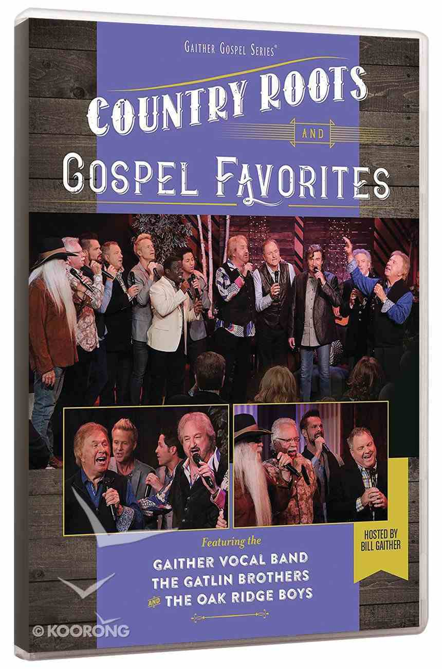 Country Roots & Gospel Favourites (Gaither Gospel Series) DVD