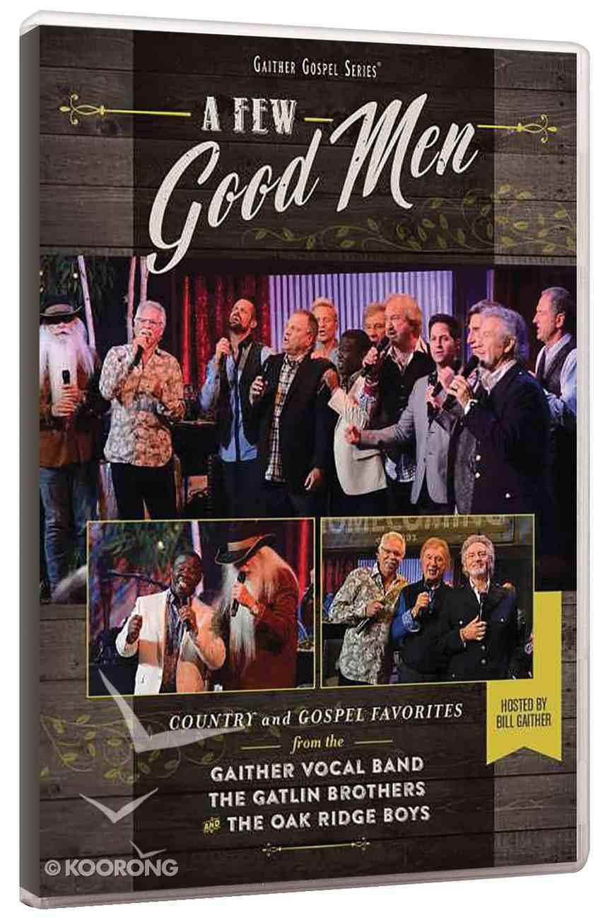A Few Good Men (Gaither Gospel Series) DVD
