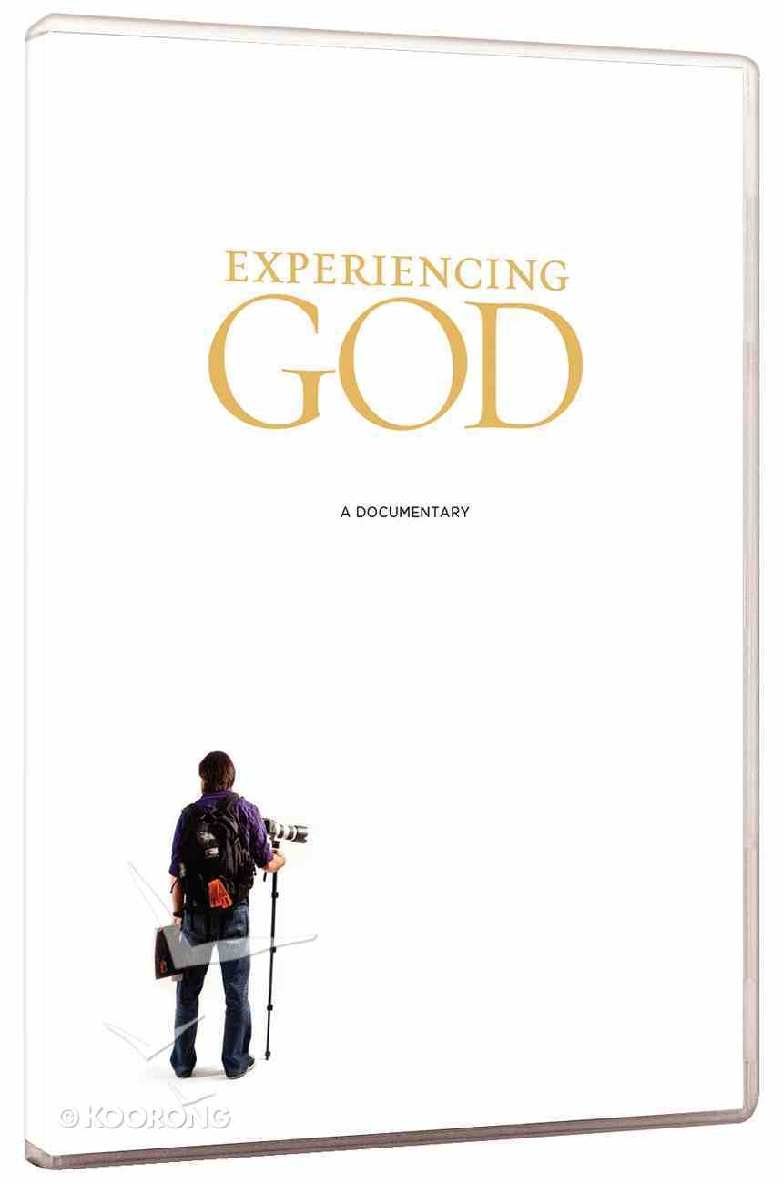 Experiencing God DVD