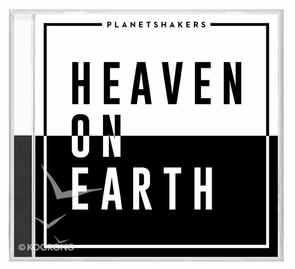 2018 Heaven on Earth CD & DVD CD