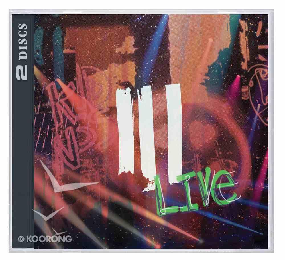 III Live CD & DVD (Three) CD