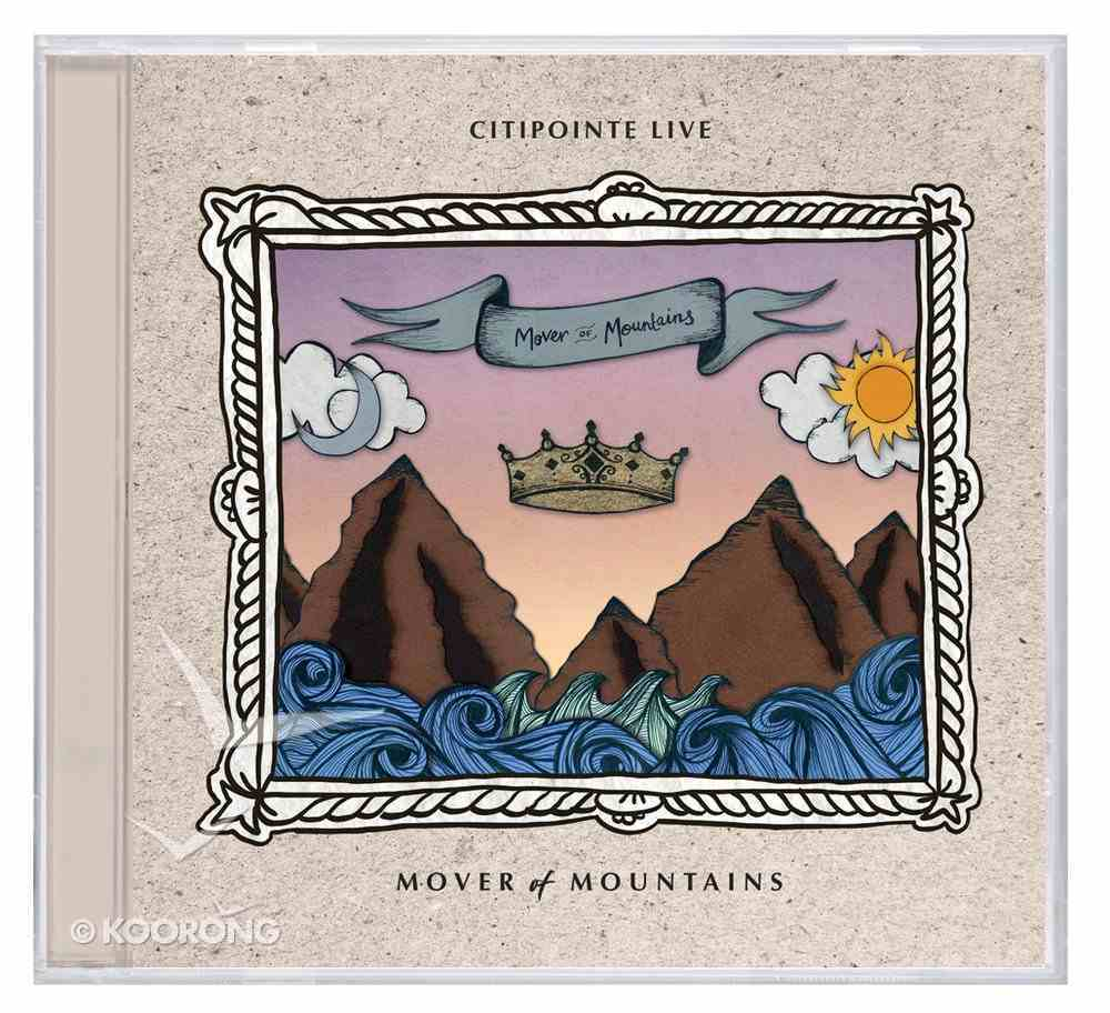 2018 Mover of Mountains CD