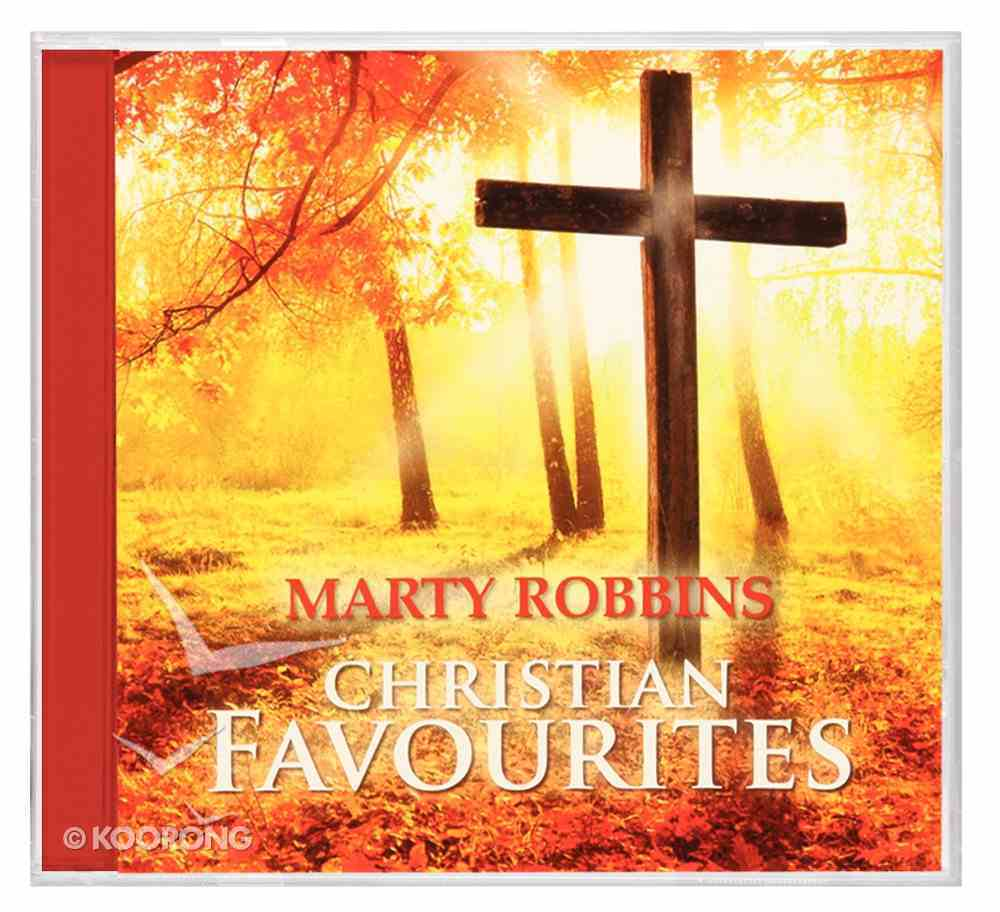 Marty Robbins: Christian Favourites CD