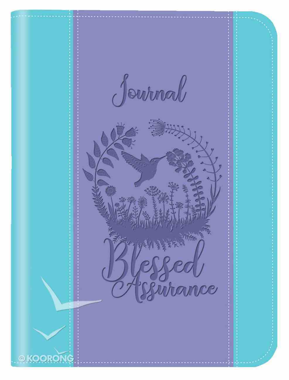 Lux Journal: Blessed Assurance Imitation Leather