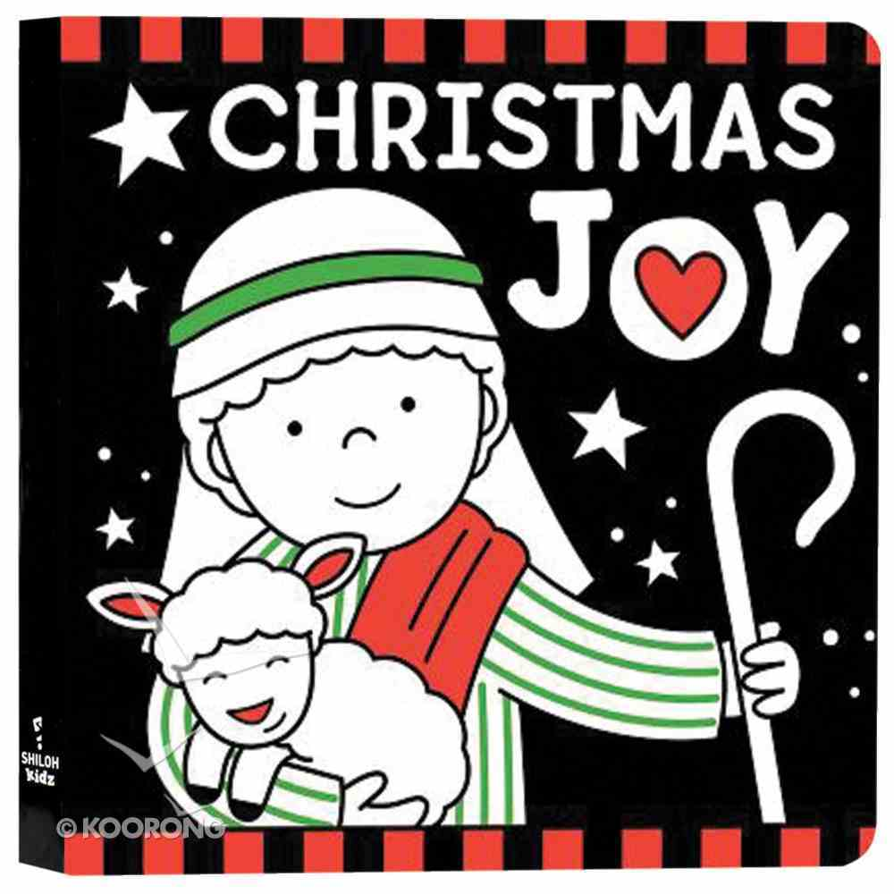 Christmas Joy (Includes 3 Free Song Downloads) Board Book