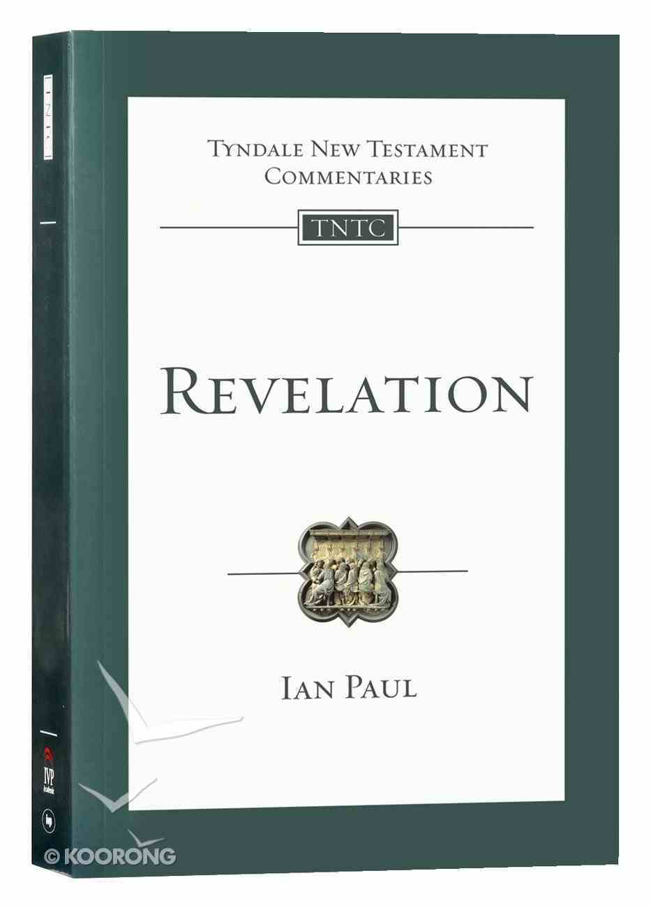 Revelation: An Introduction and Commentary (Tyndale New Testament Commentary Re-issued/revised Series) Paperback