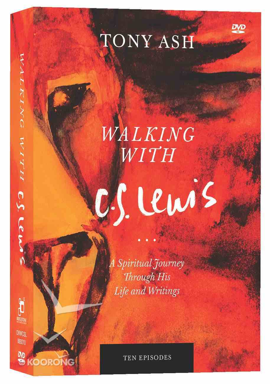Walking With C.S. Lewis (Box Set) DVD