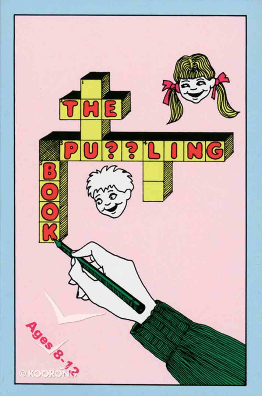 The Puzzling Book Paperback