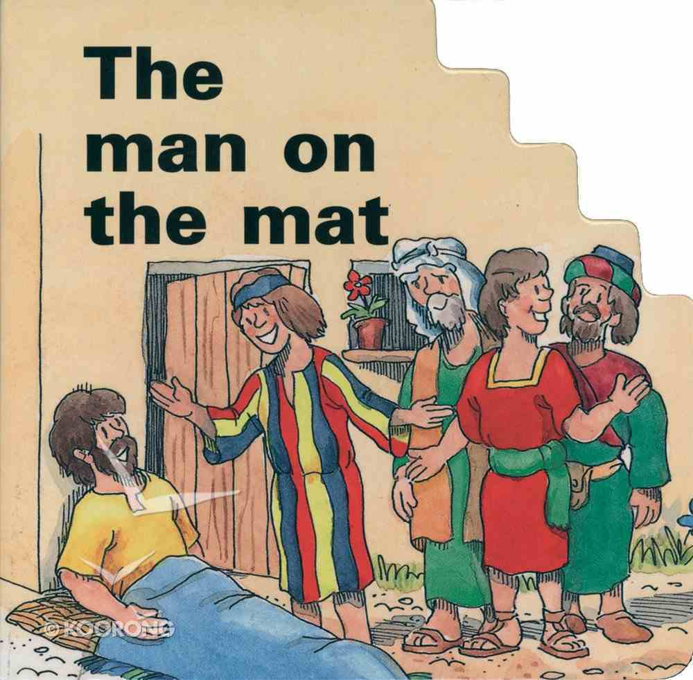 Miracle: Man on the Mat (Miracle Board Books Series) Board Book