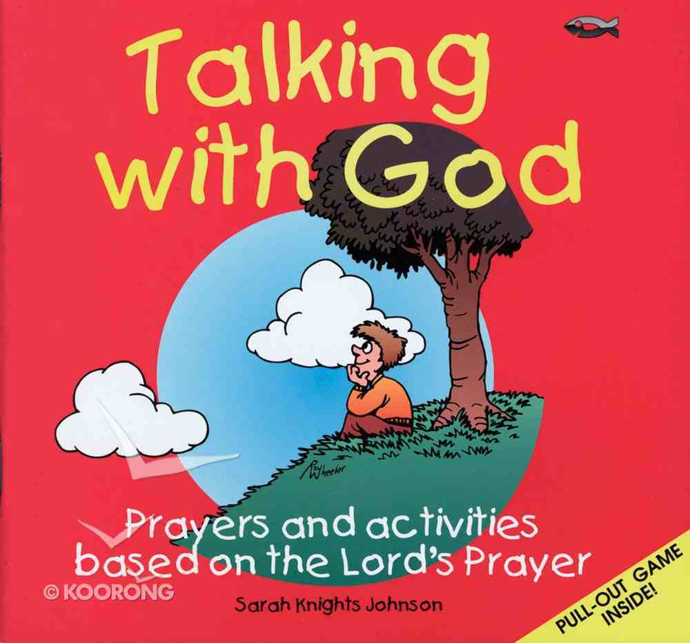 Talking With God Paperback