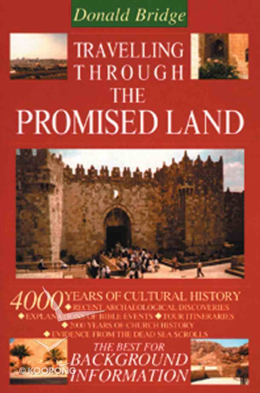 Travelling Through the Promised Land Paperback