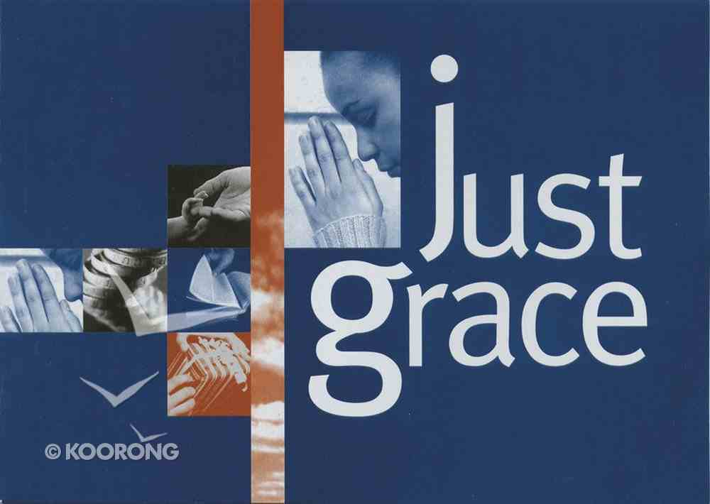 Just Grace Booklet