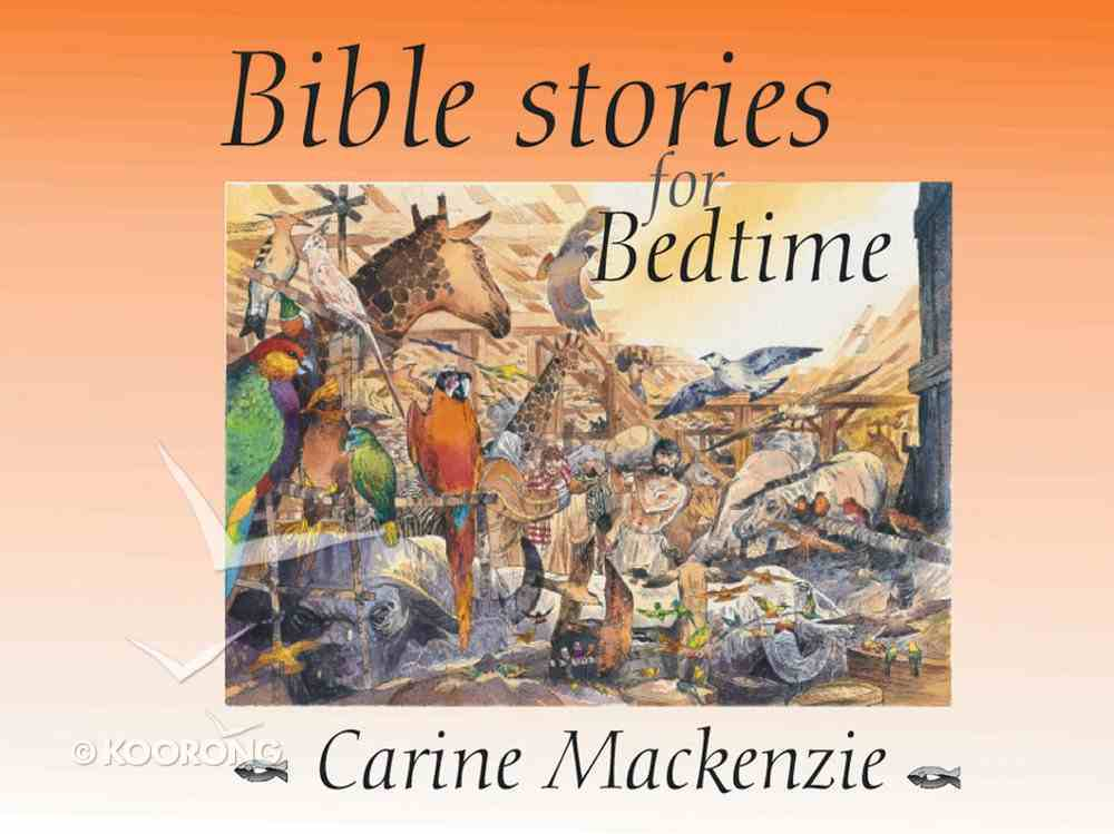 Bible Stories For Bedtime Paperback