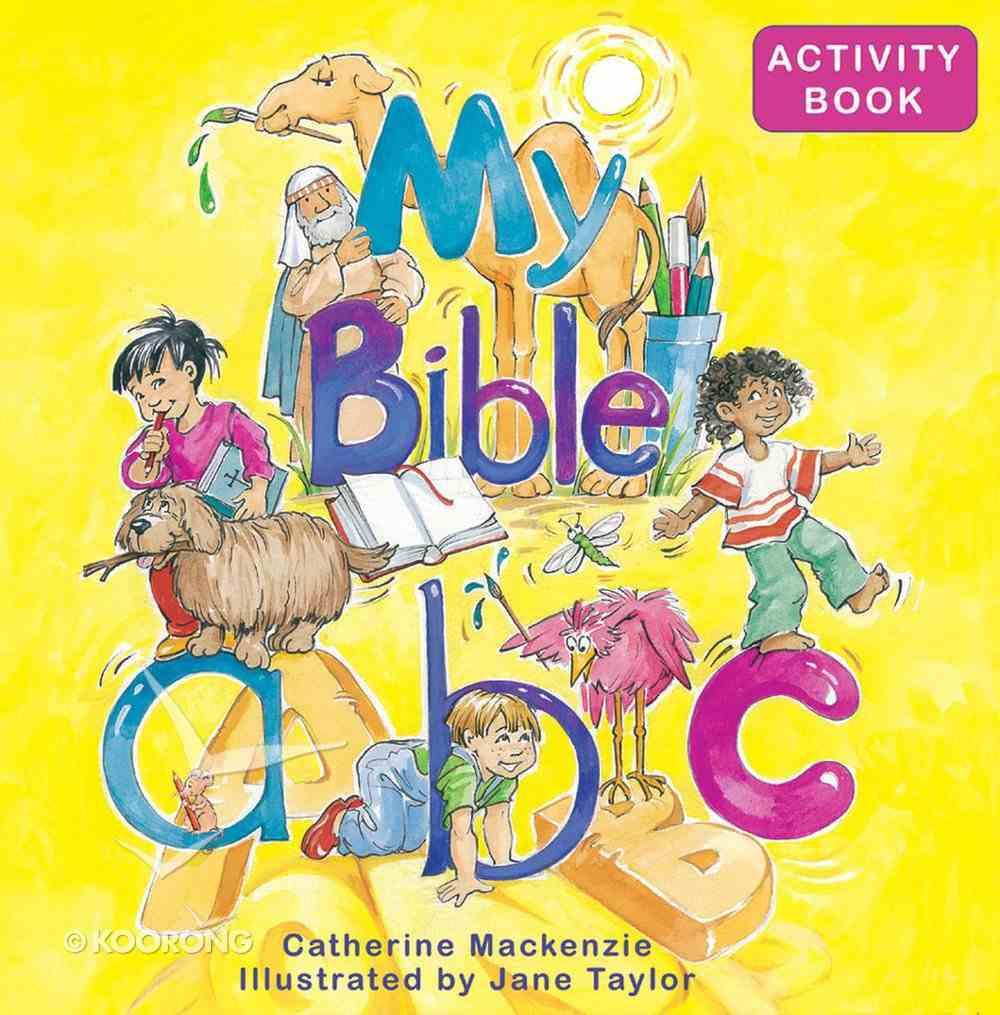 My Bible ABC Paperback