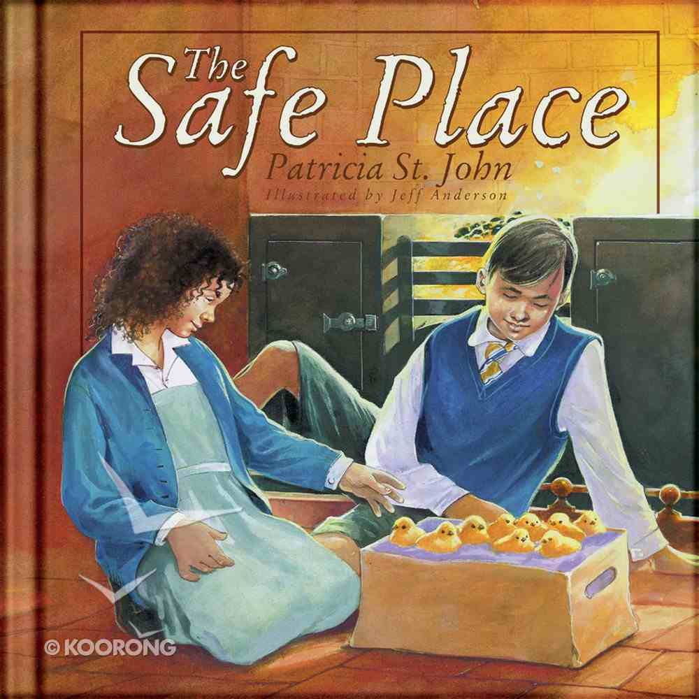 The Safe Place Hardback