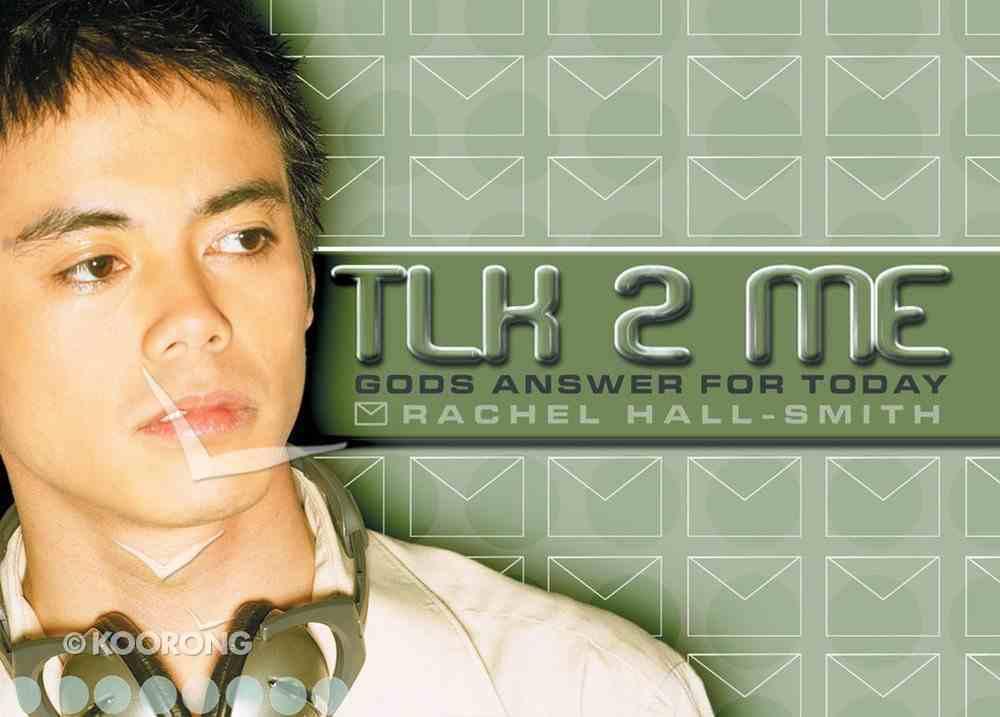 Tlk 2 Me (Talk To Me) Booklet