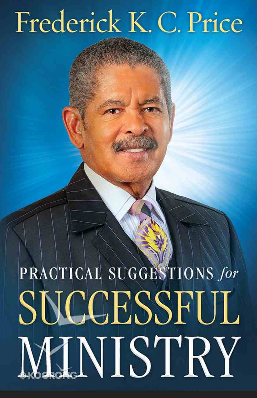 Practical Suggestions For Successful Ministry Paperback