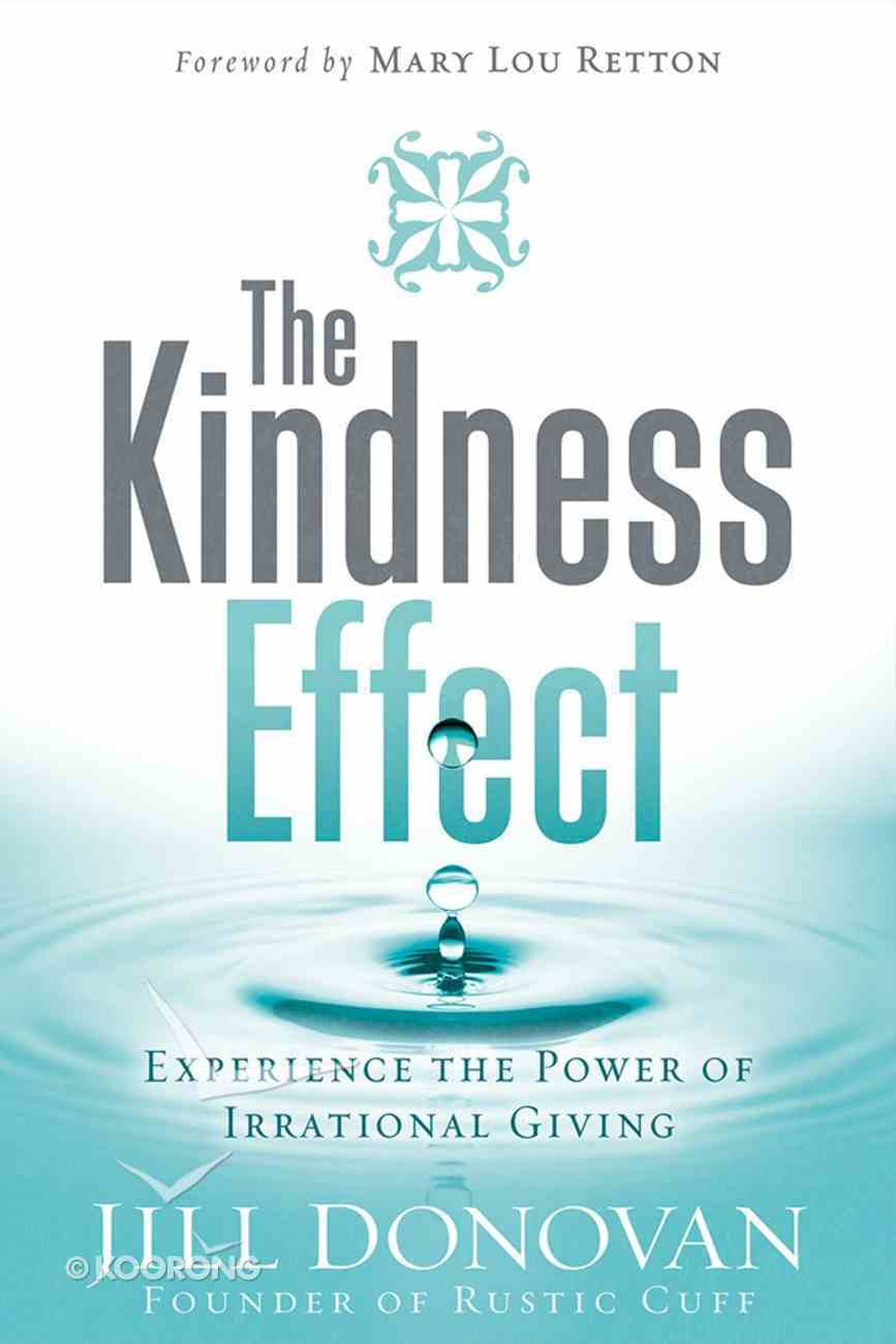 The Kindness Effect Paperback