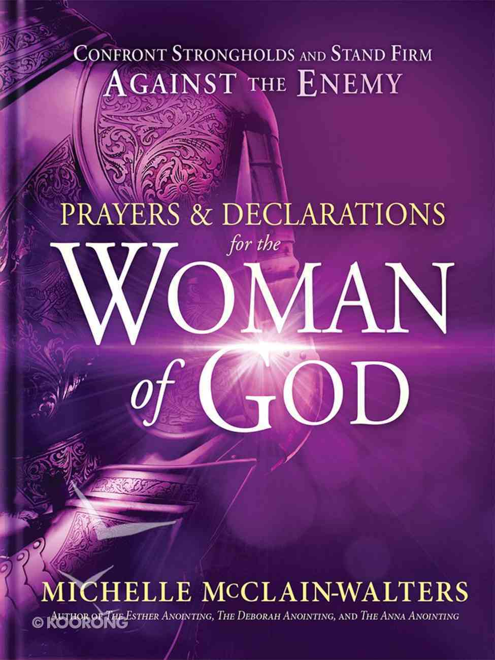 Prayers and Declarations For the Woman of God eBook
