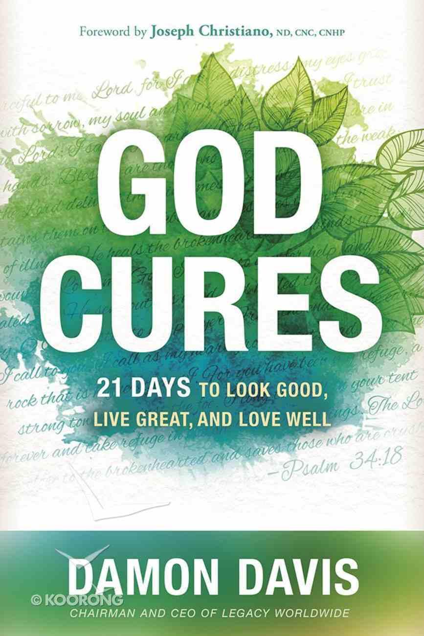 God Cures Hardback