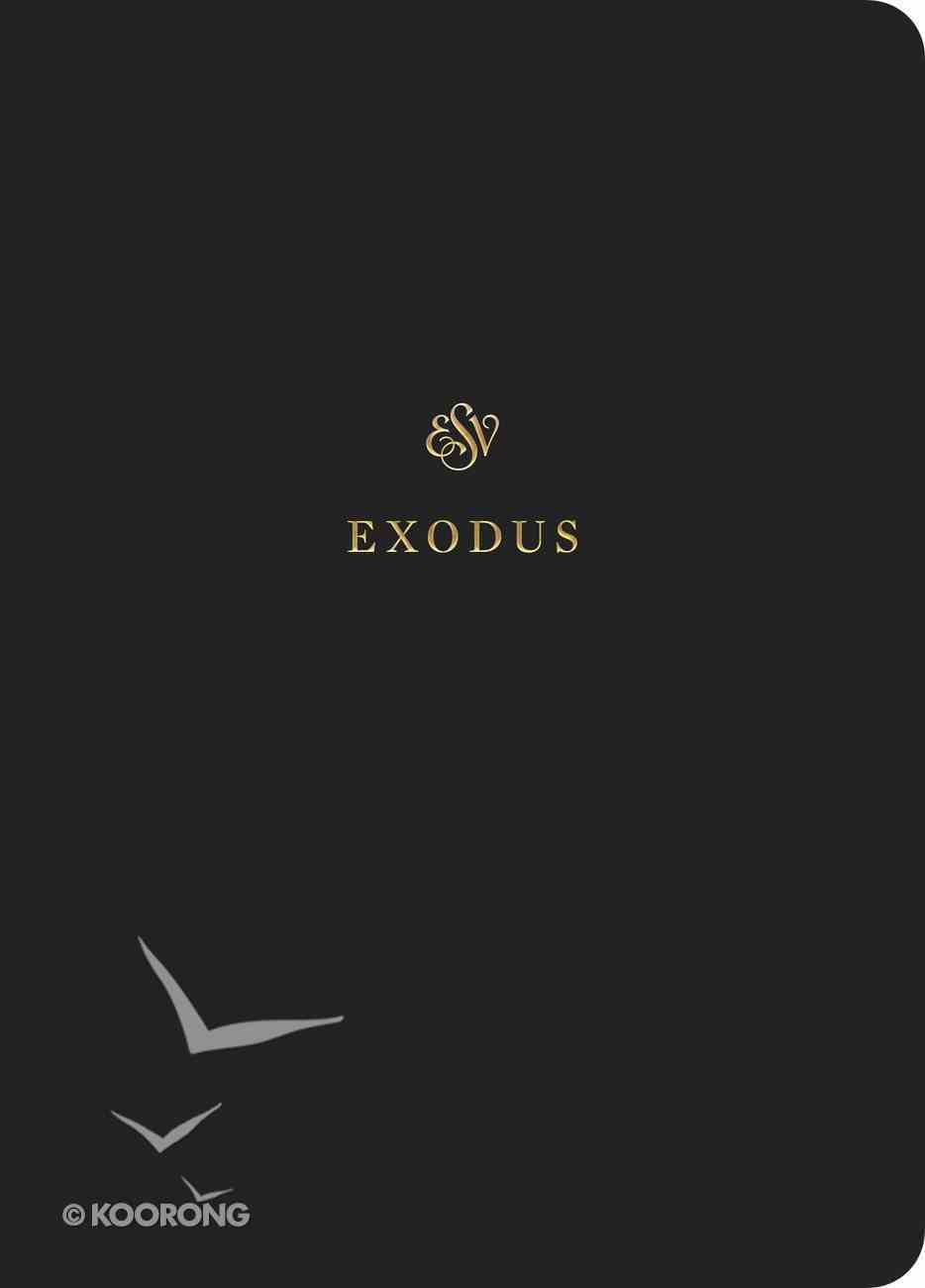 ESV Scripture Journal Exodus Paperback