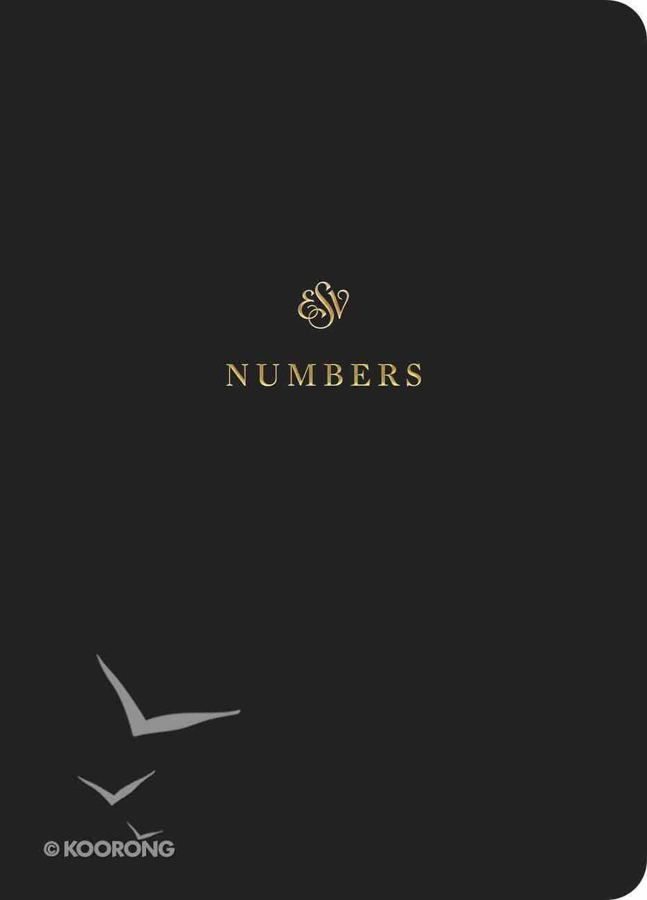 ESV Scripture Journal Numbers Paperback